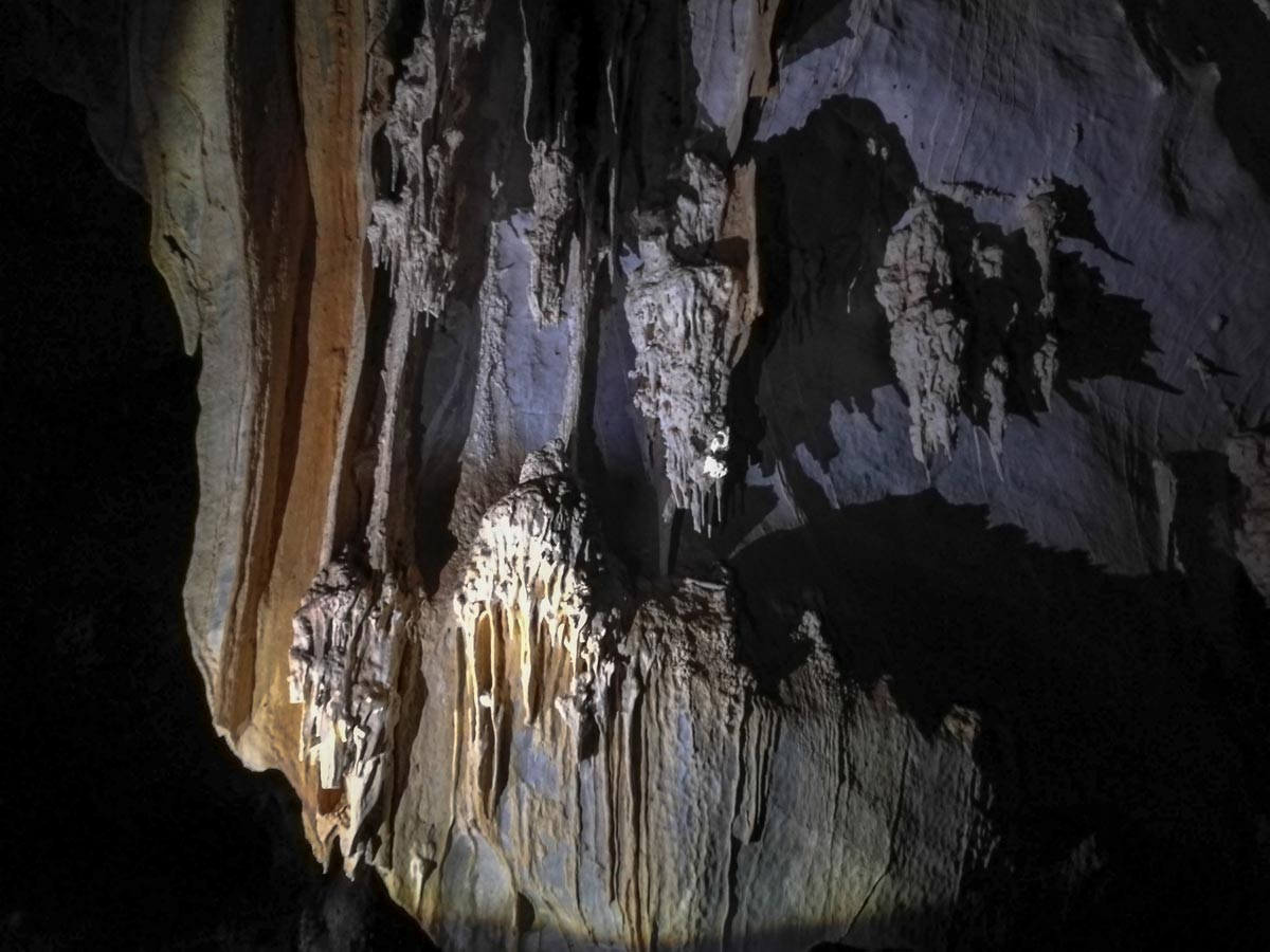 Höhlentour im Vinales Tal