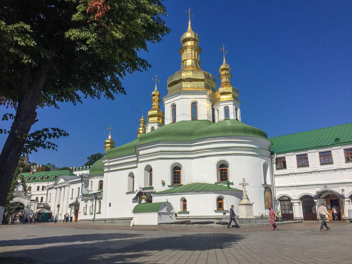 Höhlenkloster Kiew