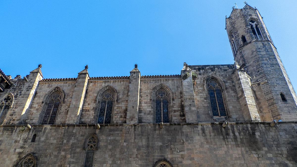 Barri Gotic außen