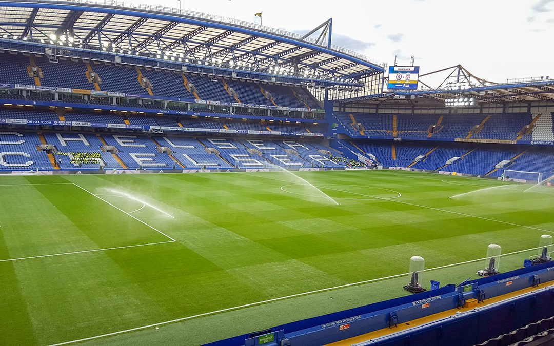 Chelsea London Stamford Bridge