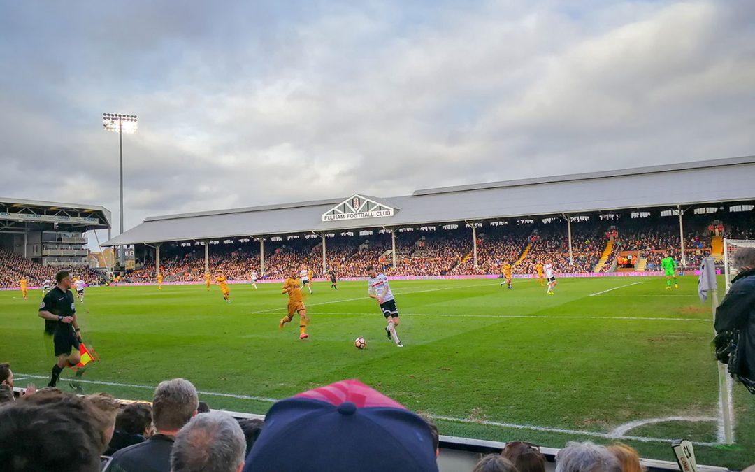 Fulham vs. Tottenham