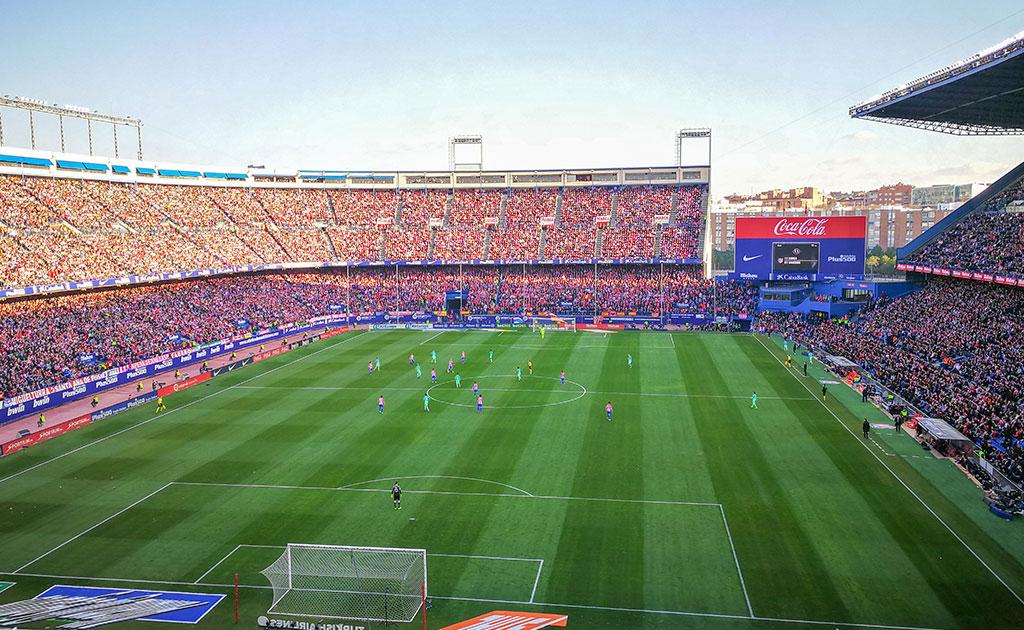 Fußballtrips zu den größten Vereinen Europas