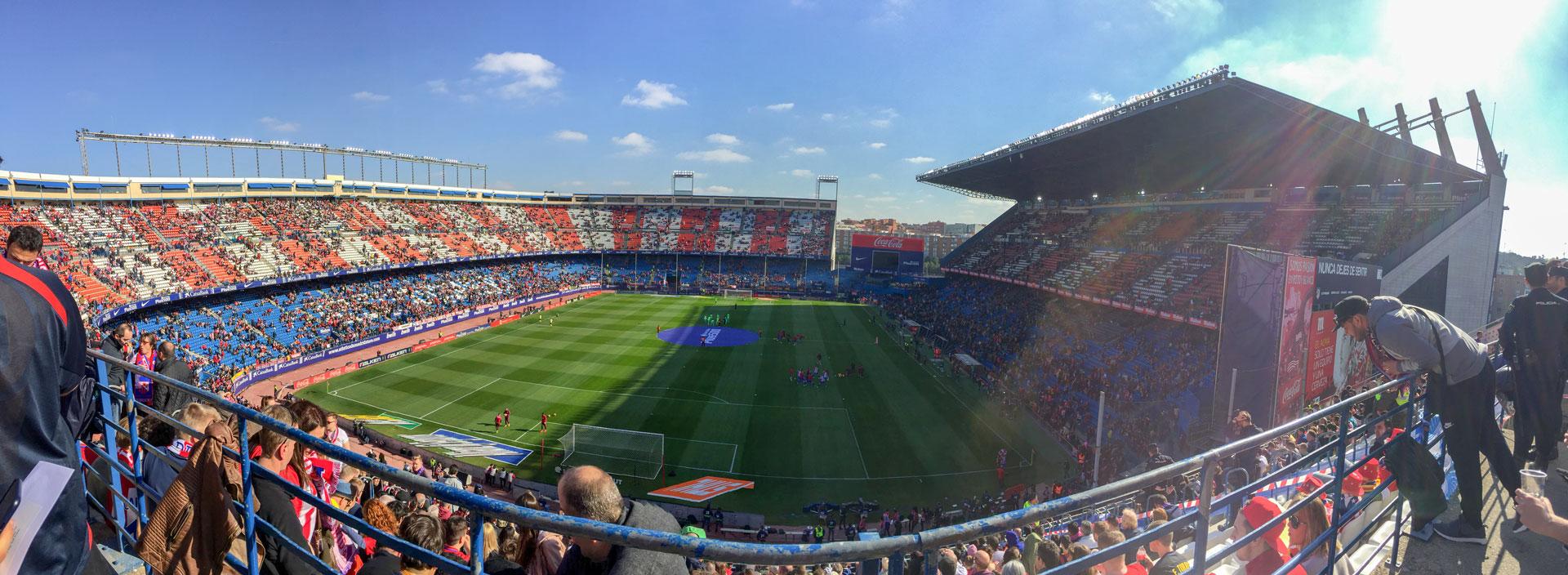 Fußballtrips nach Spanien, England und Italien