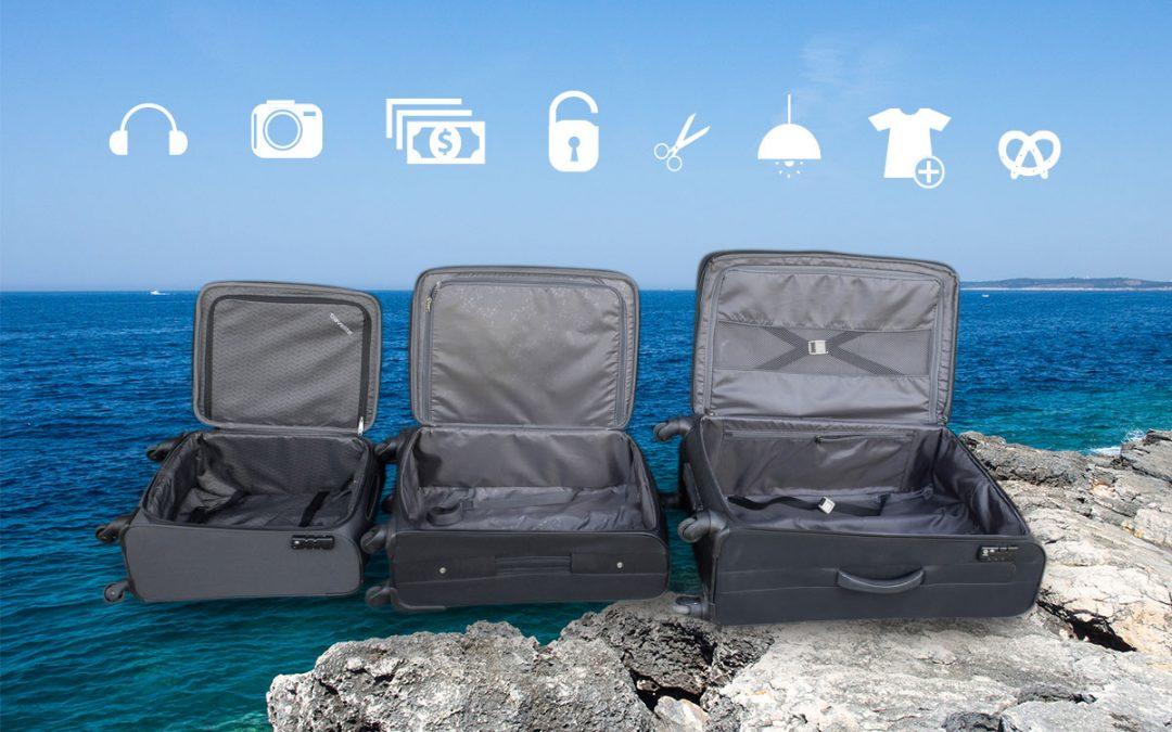 Reisepackliste – das brauchst du wirklich im Urlaub