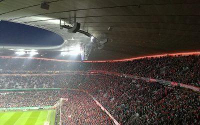 FC Bayern – Barcelona in der Champions League