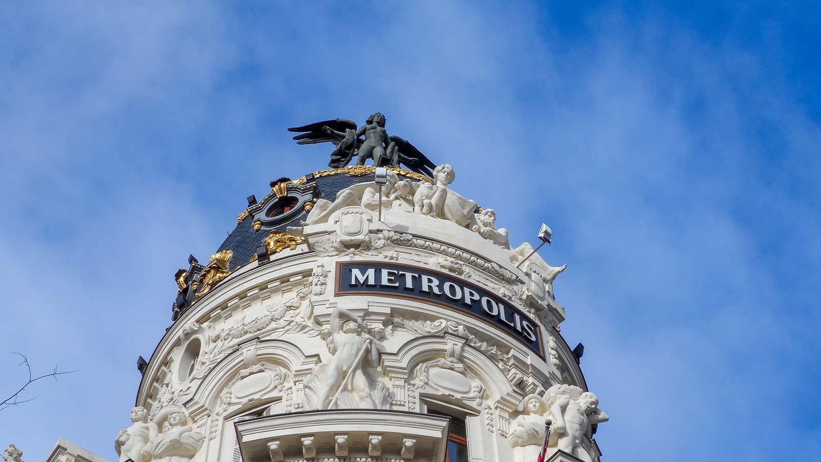 Gran Vía Metropolis, Madrid