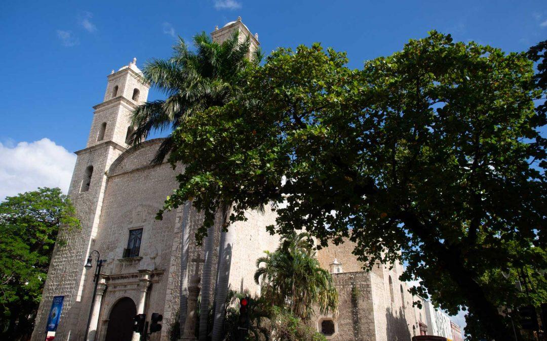 Kirche in Mérida