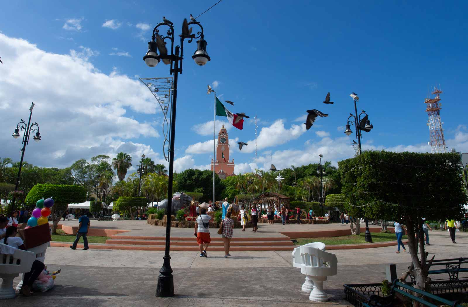 Mérida Zócalo