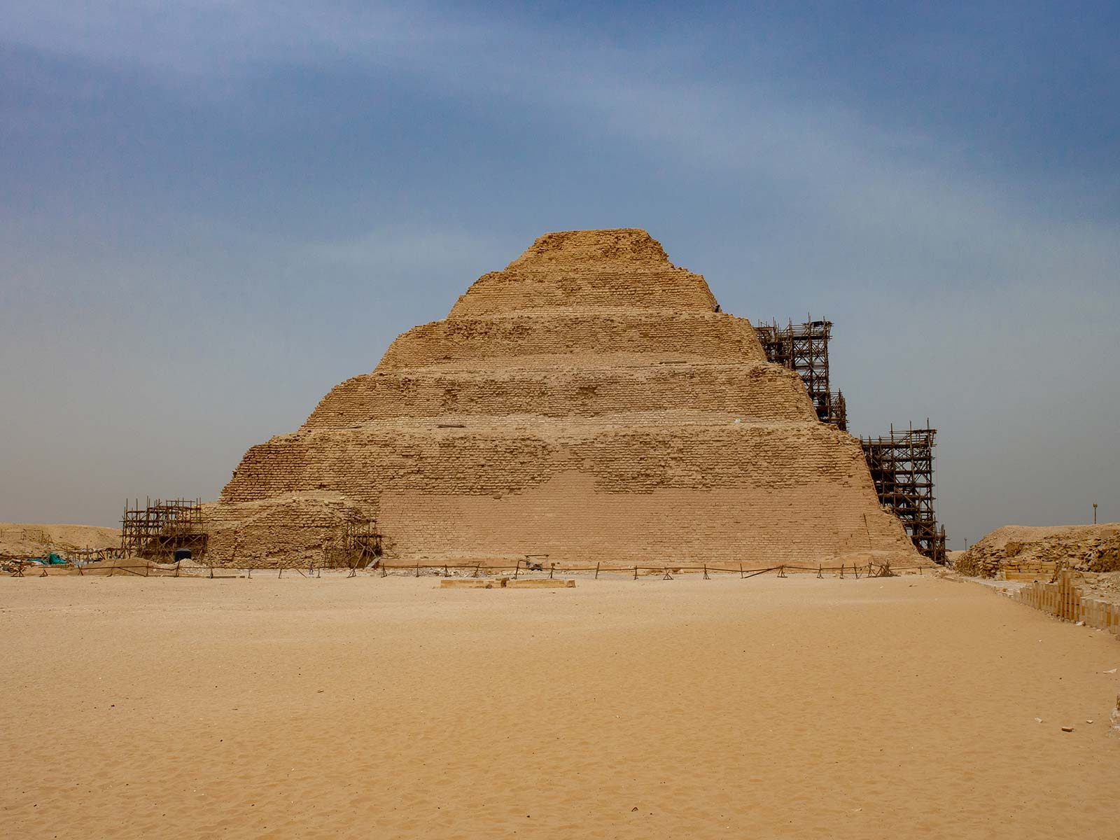 Djoser Pyramide