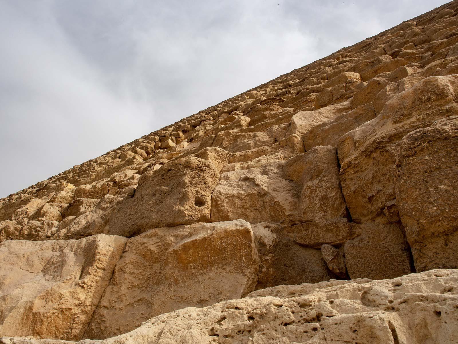 Pyramiden von Gizeh