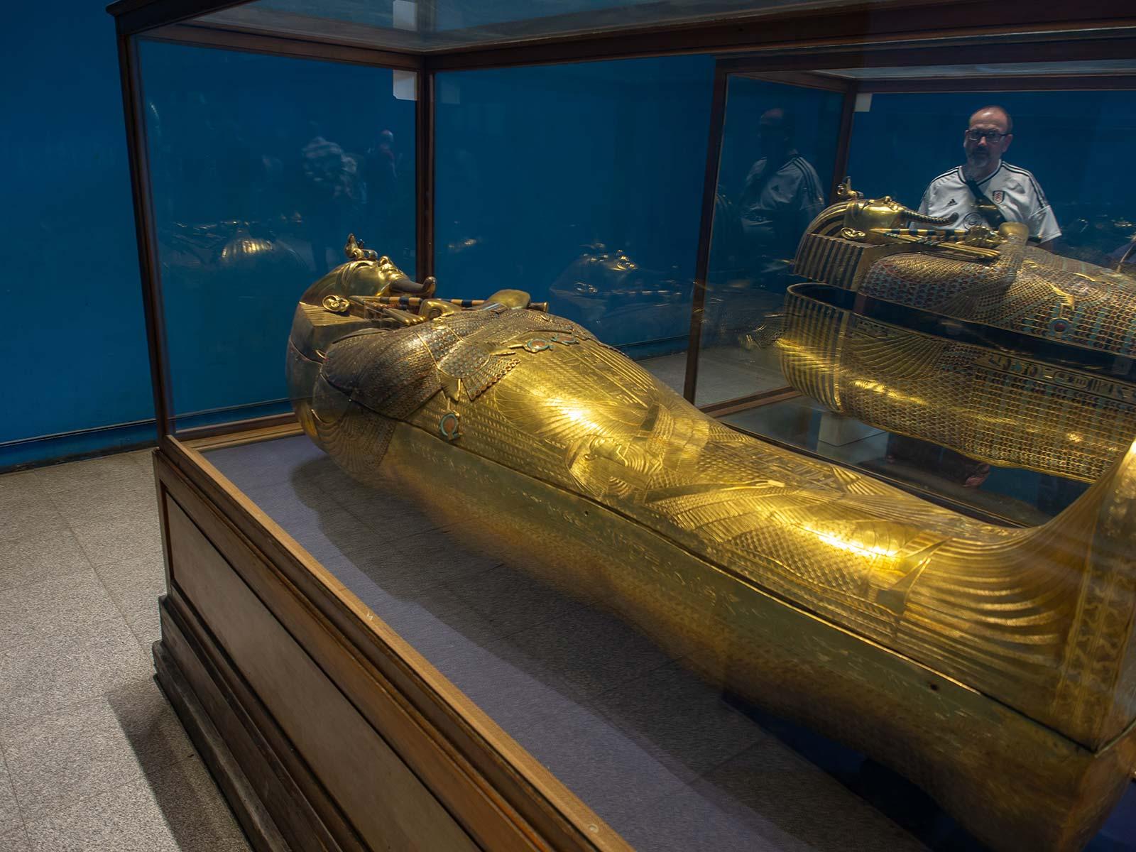 Tutanchamun Sarkrophag