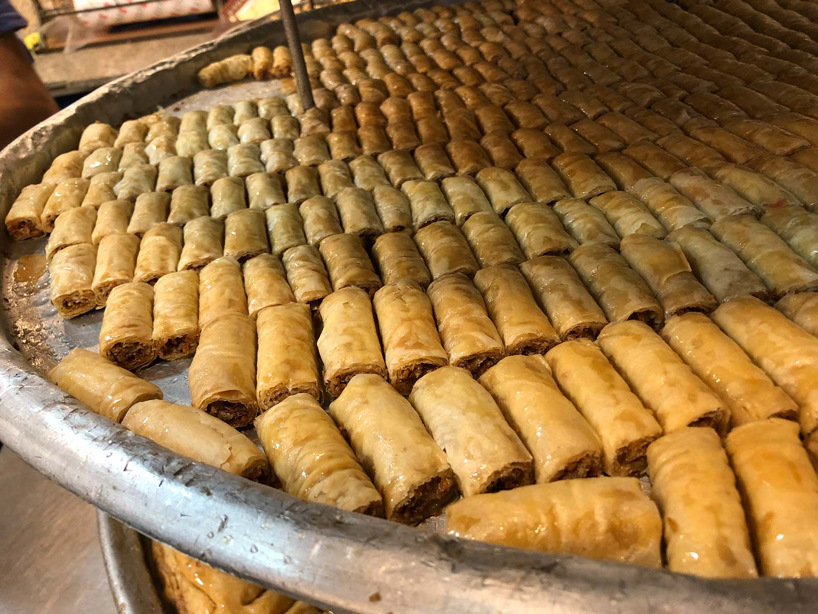 Baklava Süßspeise