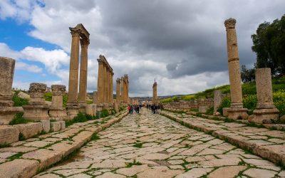 Jerash (Gerasa) – die antike Römerstadt in Jordanien