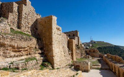 Kerak Castle – die bekannteste Kreuzritterburg Jordaniens