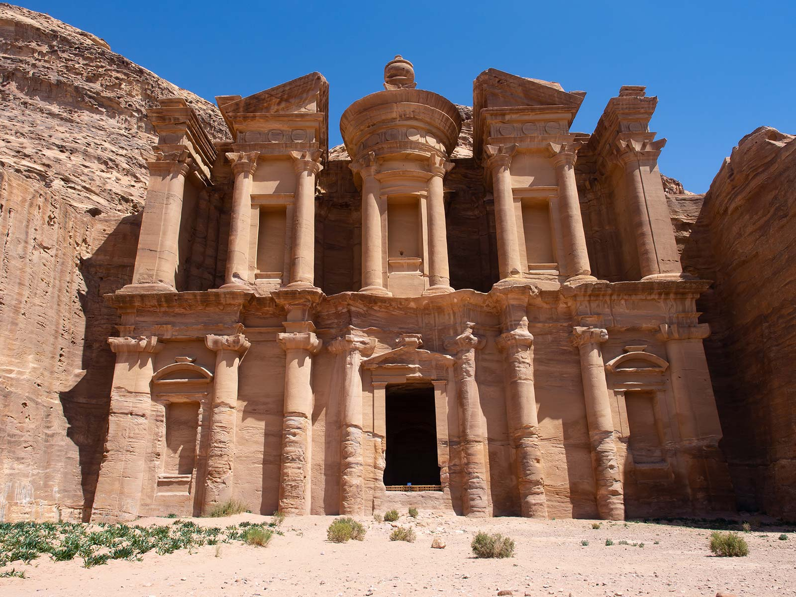 Kloster Ad Deir, Petra