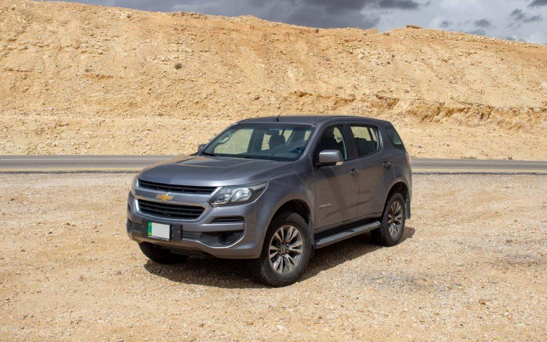 Autofahren in Jordanien mit dem eigenen Mietwagen