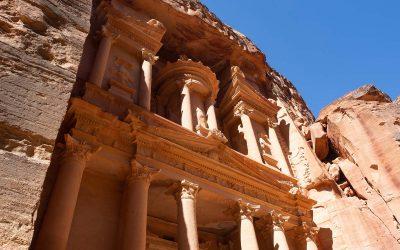 Petra in Jordanien – alle Tipps & Erfahrungen zur Felsenstadt