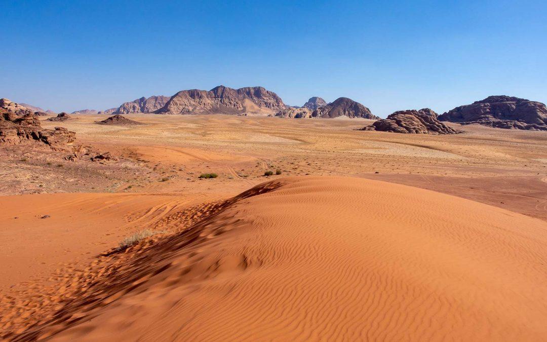 Wadi Rum Jordanien – alle Tipps & Erfahrungen zur Wüste
