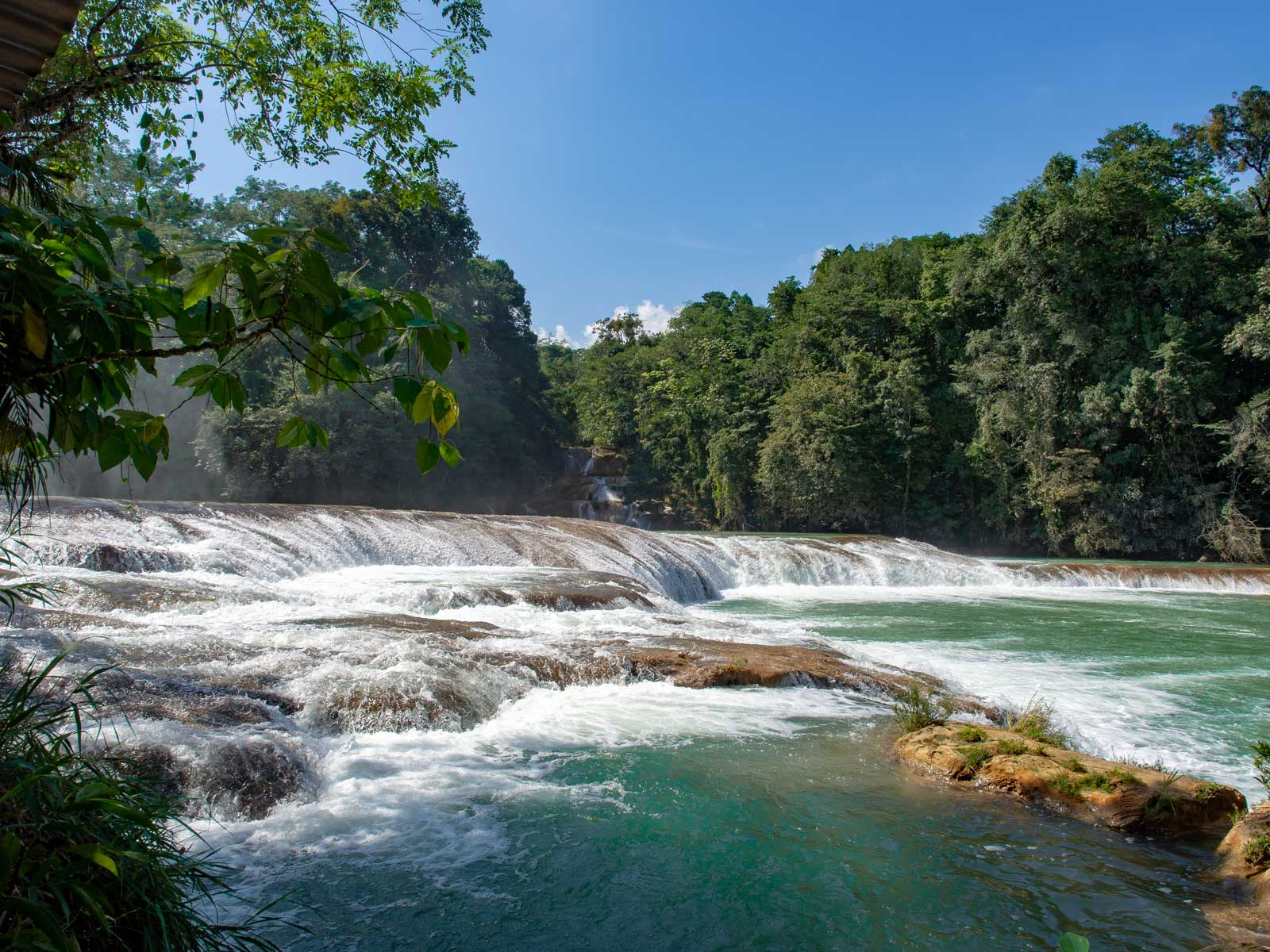 Cascada Agua Azul