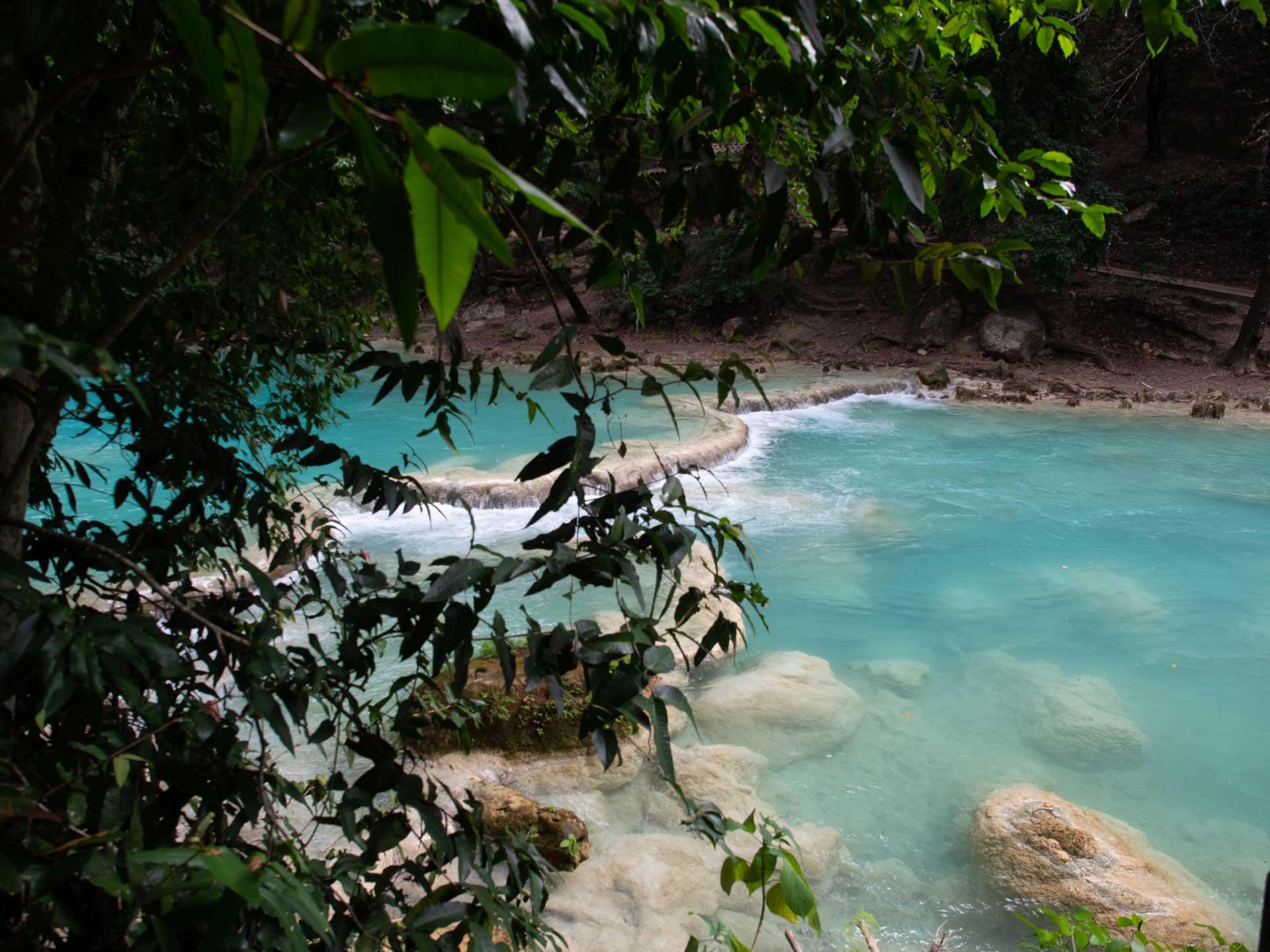 Fluss El Chiflon