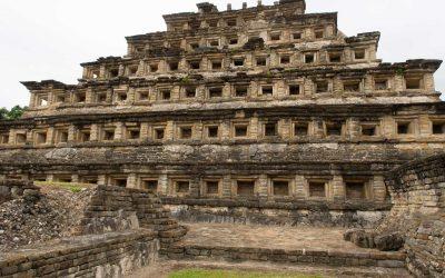 El Tajin – Weltkulturerbe mit der berühmten Nischenpyramide