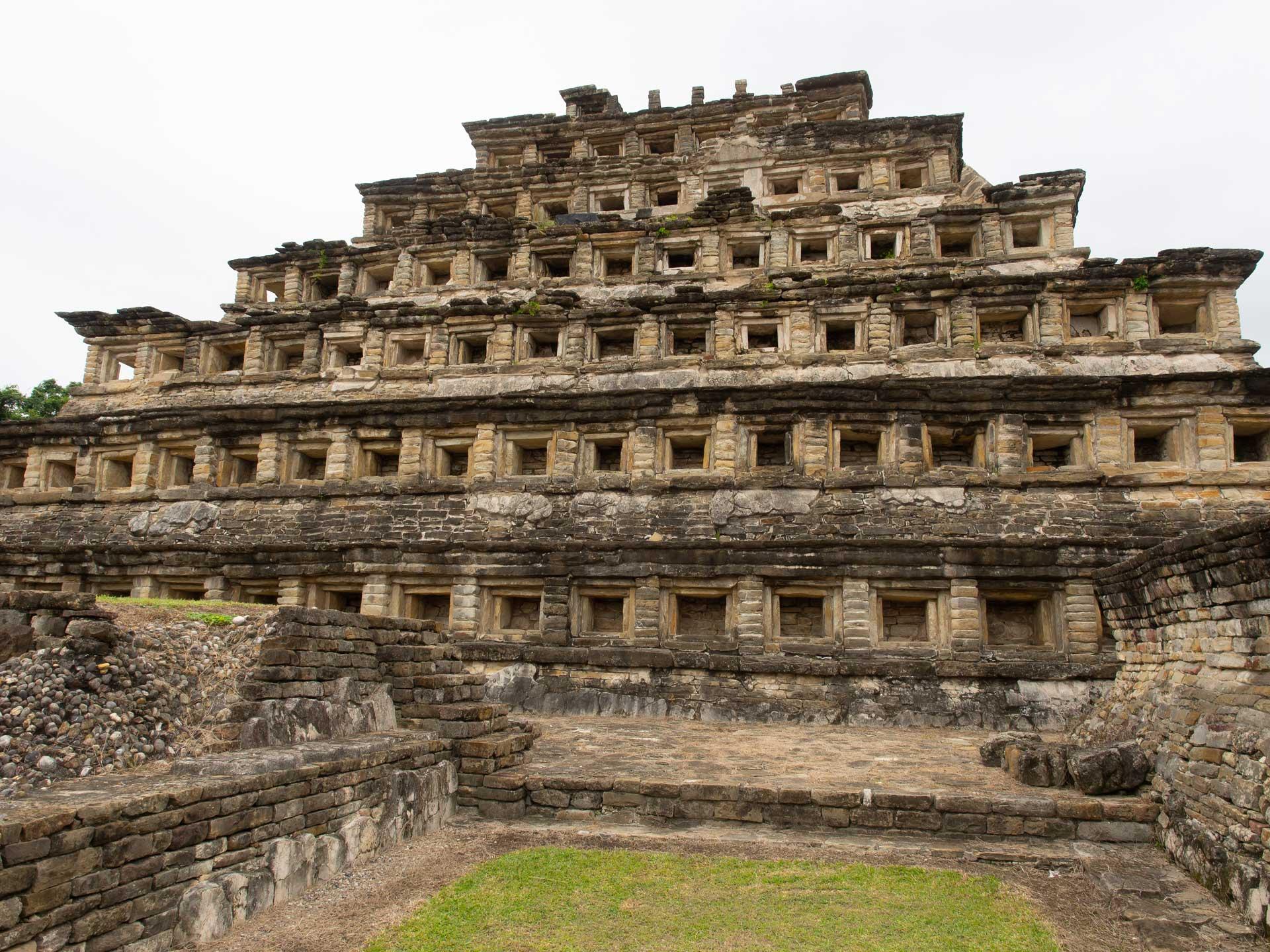 Nischenpyramide El Tajin