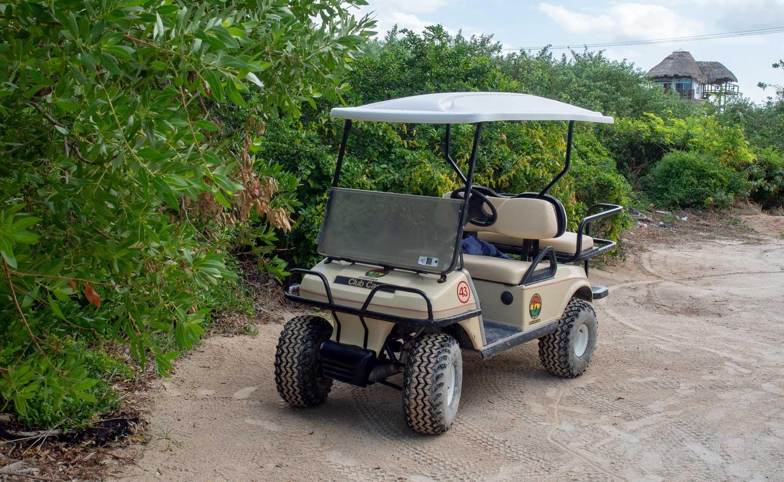 Golf Kart Holbox