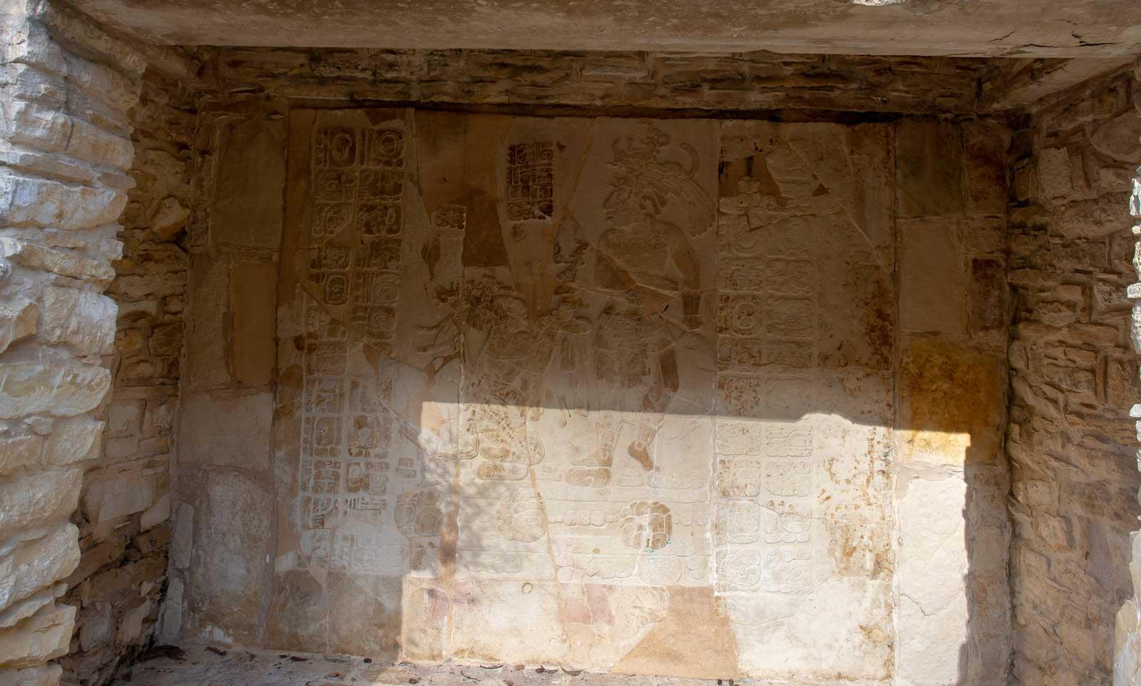 Inschriften Palenque