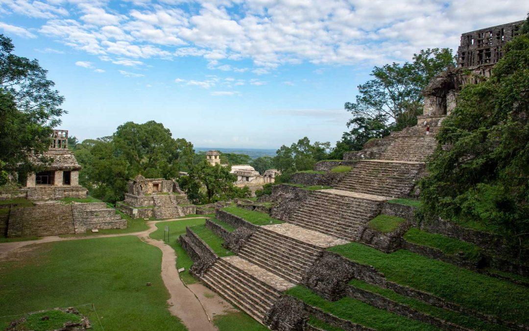 Palenque – die wahrscheinlich schönste Mayaruine Mexikos