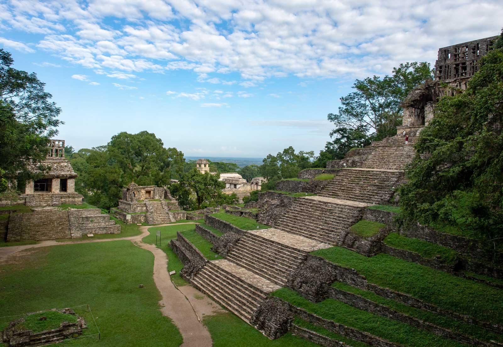 Kreuztempel Palenque