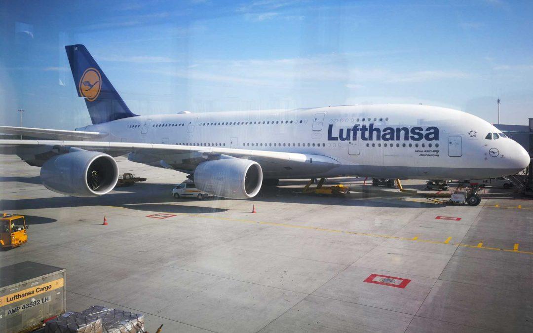 Direktflug nach Hongkong