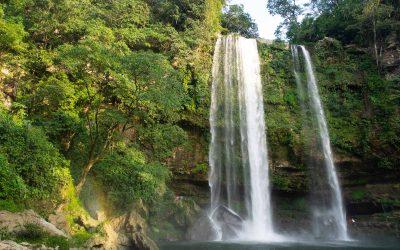 Misol-Ha – traumhafter Wasserfall mitten in Mexikos Dschungel