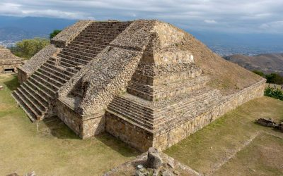 Monte Albán – politisches und religiöses Zentrum der Zapoteken