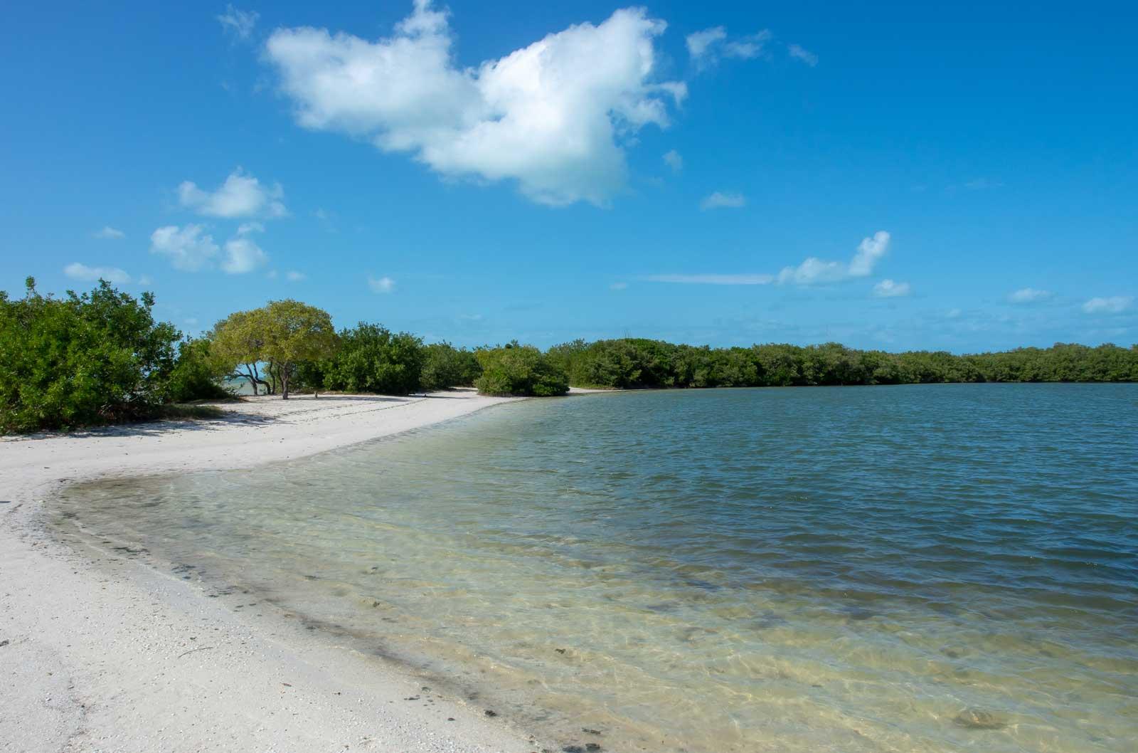 Punta Cocos Isla Holbox