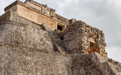 Uxmal – perfekt restaurierte Ausgrabungsstätte in Yucatán