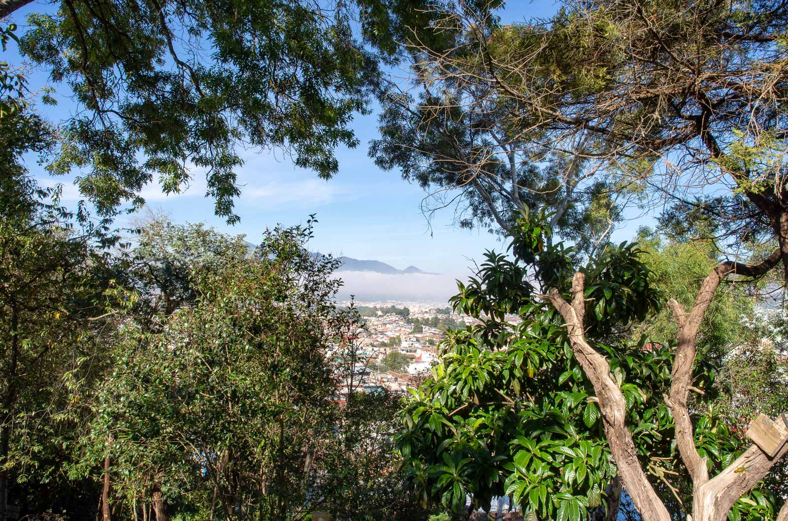 Ausblick San Cristóbal