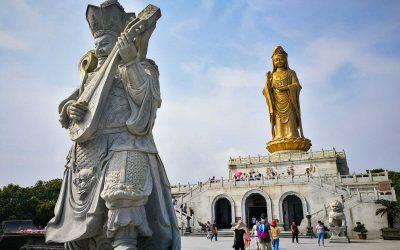 Putuo Shan – die Insel des chinesischen Buddhismus