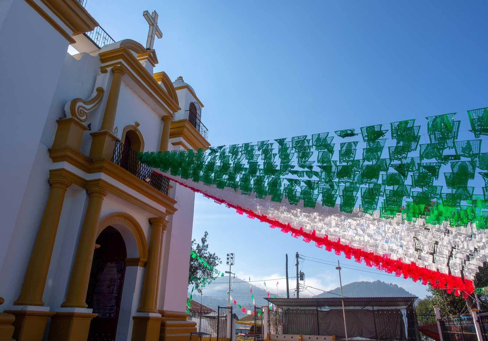Kirche San Cristóbalito