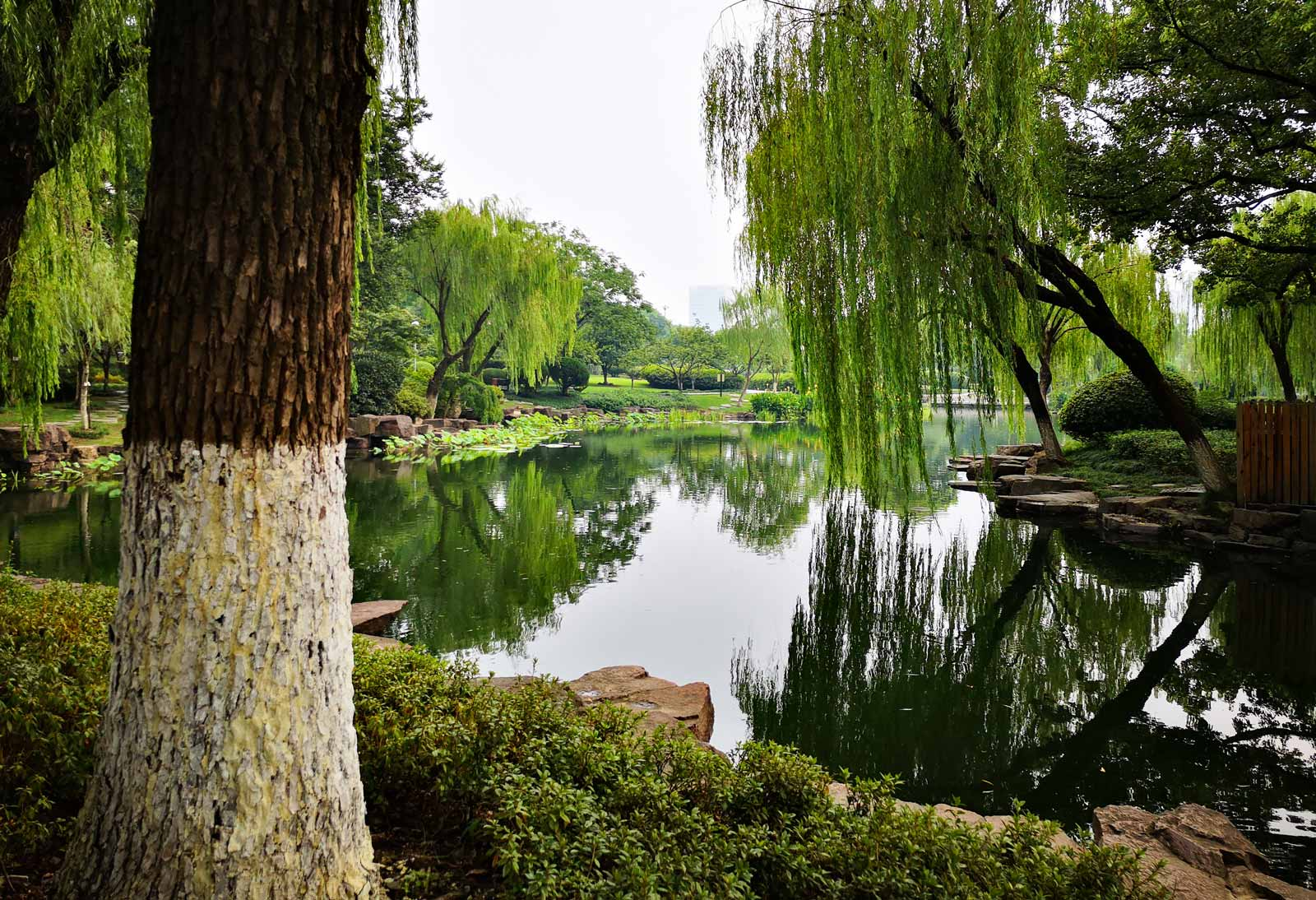 Ningbo Moon Lake Park
