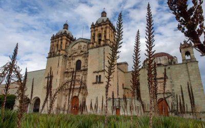 Oaxaca – Stadt in Südmexiko mit historischem Centro