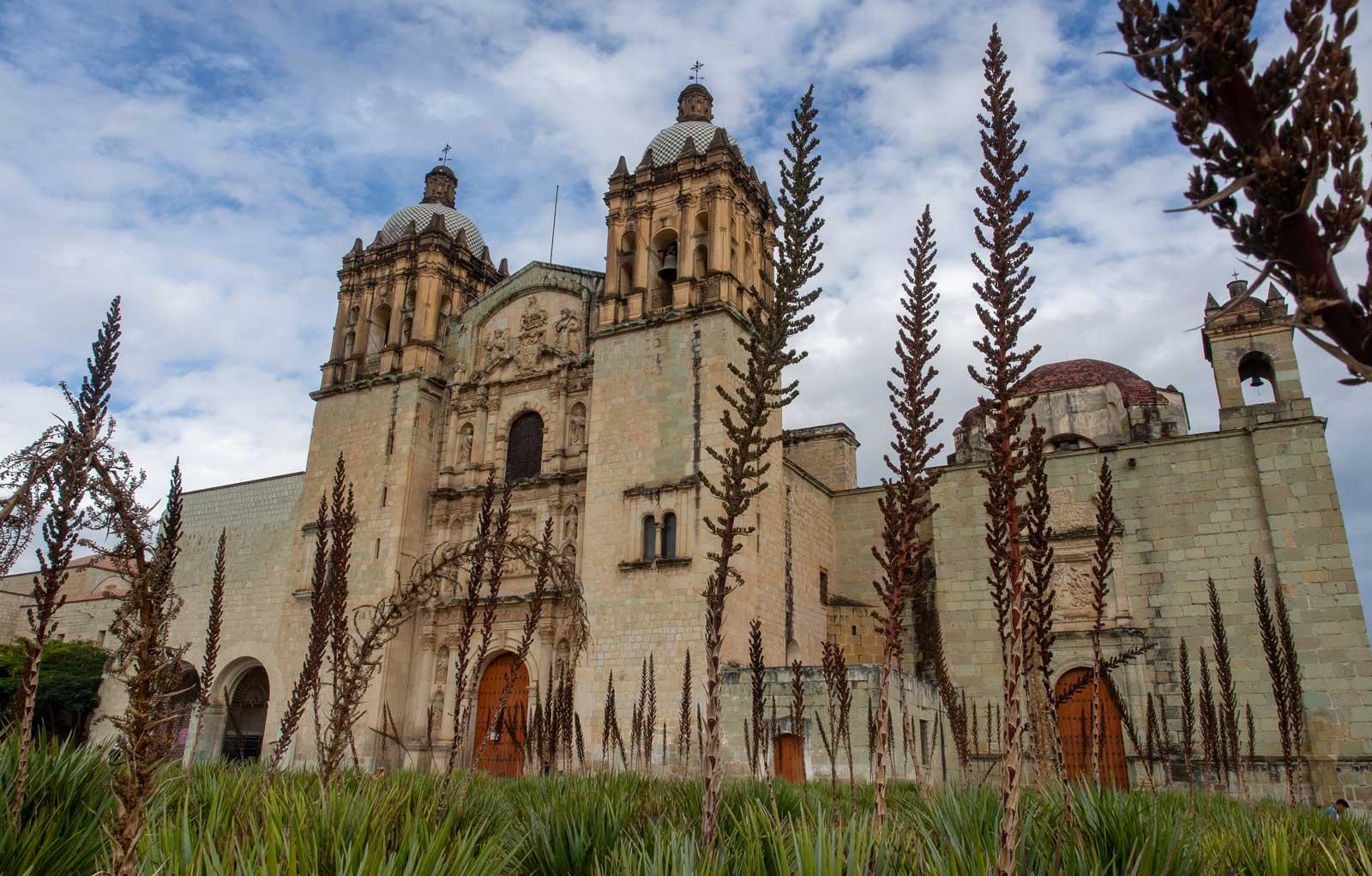 Kirche von Santo Domingo de Guzmán
