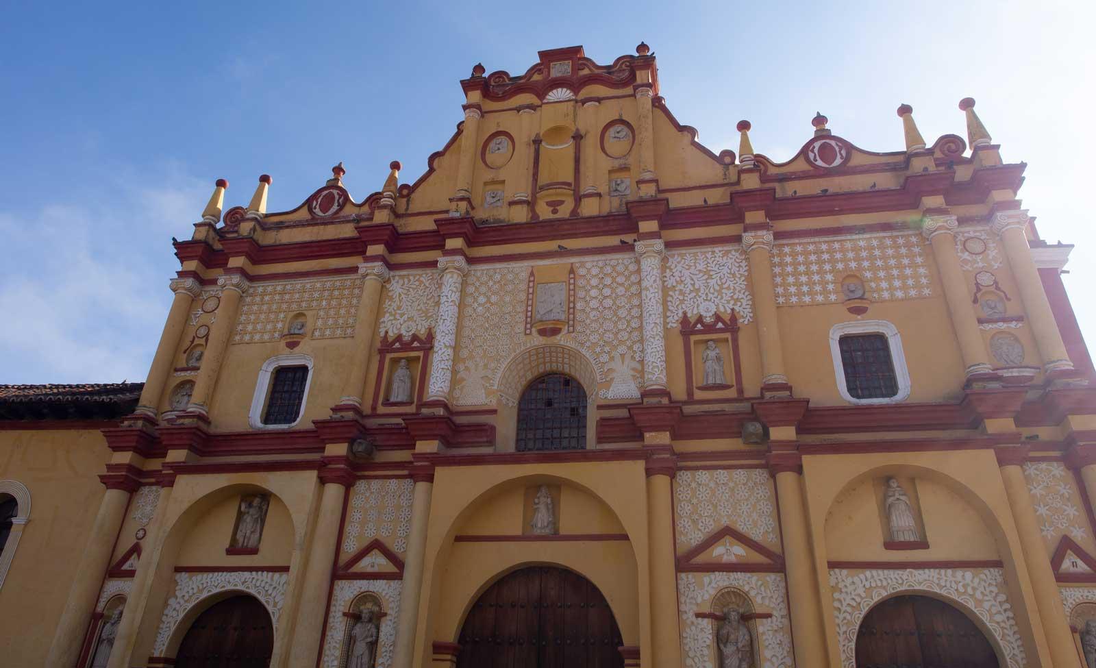 San Cristóbal Kathedrale