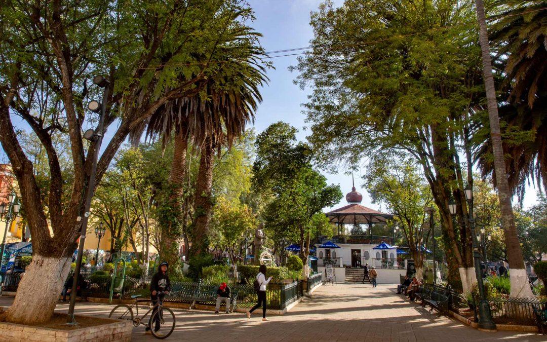 San Cristóbal Zócalo