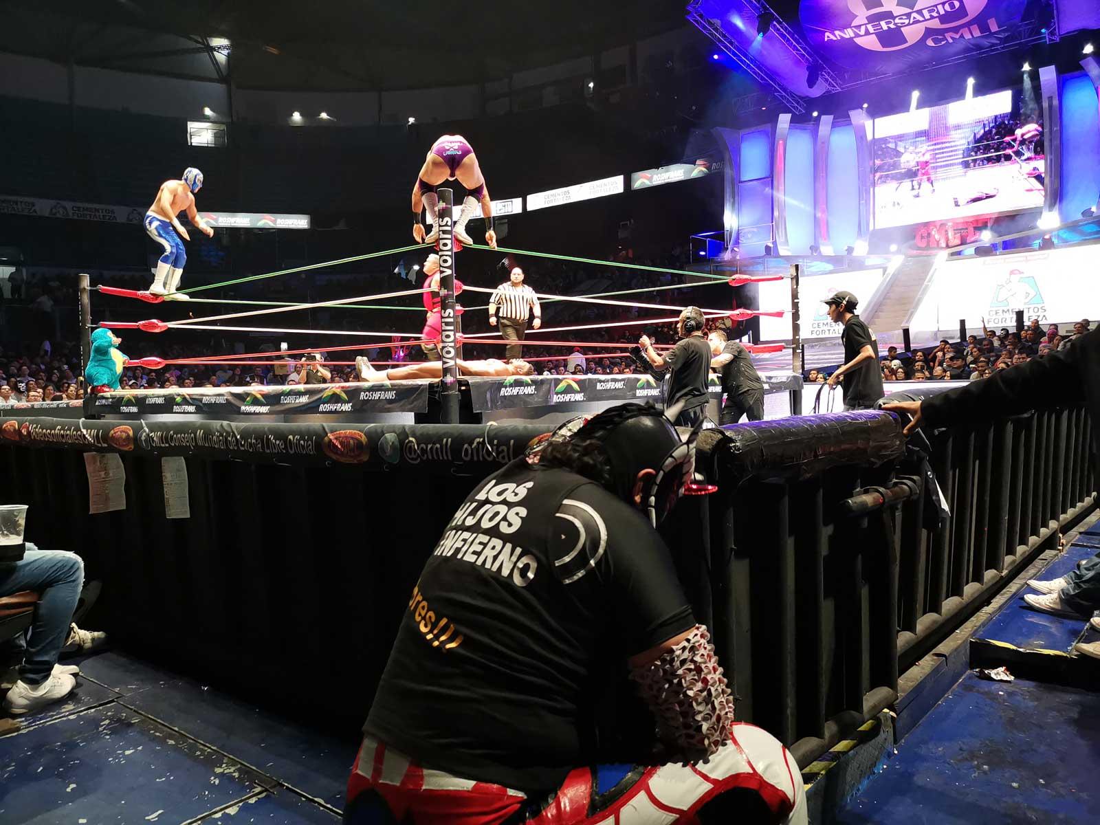 Wrestling Arena México