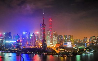 Shanghai – das Tor zur Welt