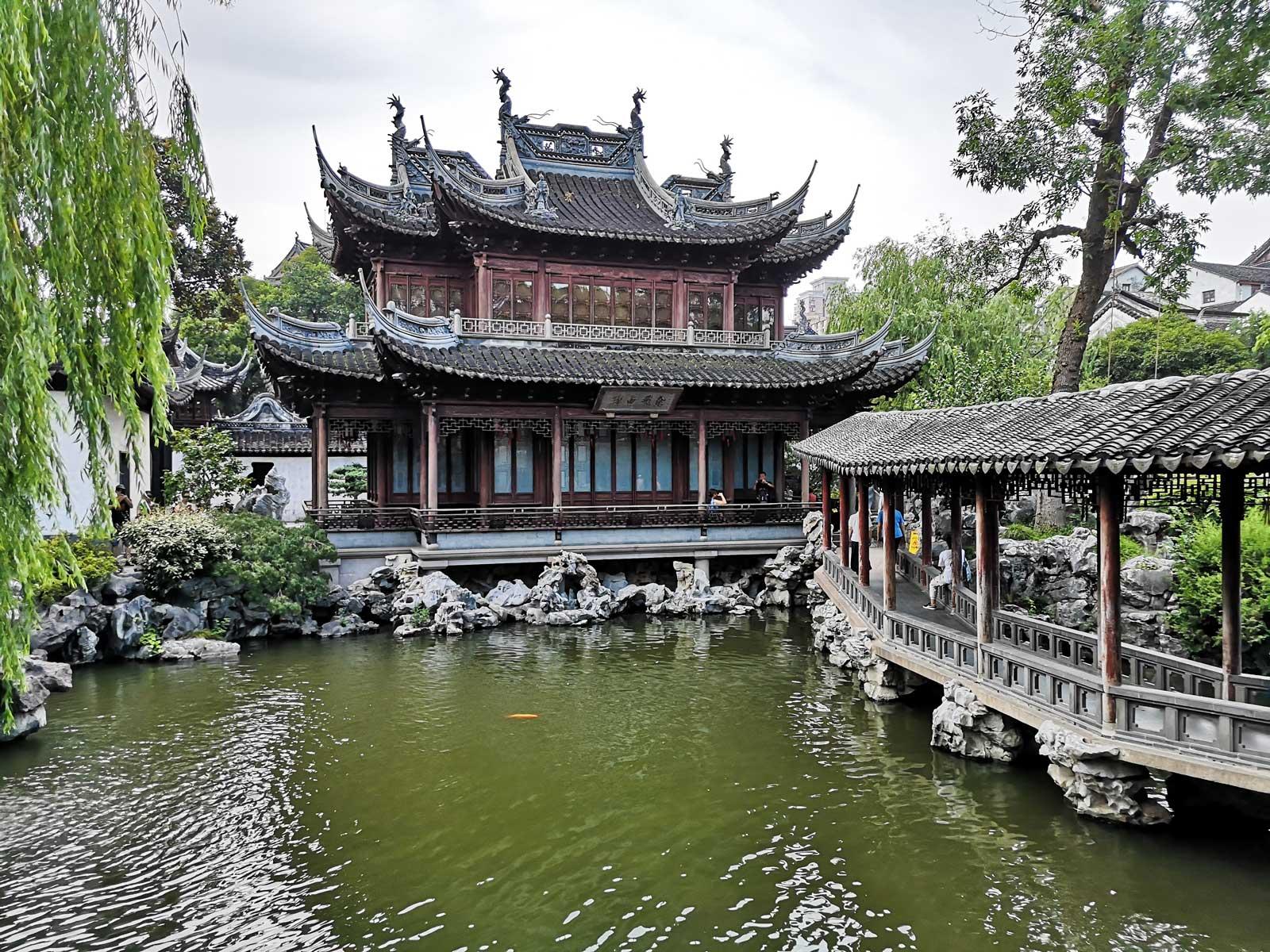 Yu Yuan Garten Shanghai